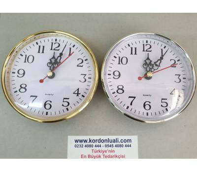 Geçme Saat 11 cm Sarı Veya Gümüş